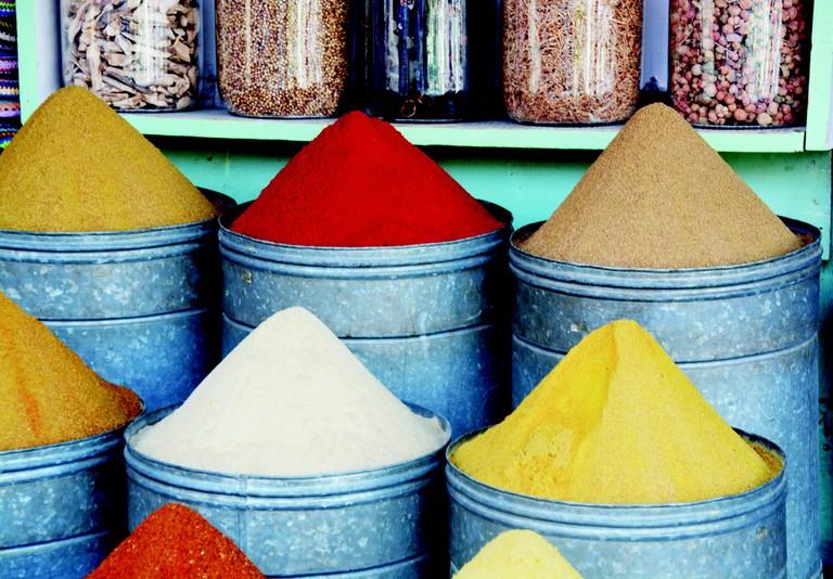 Marrakech Spices | © Pixabay
