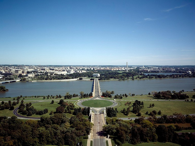 River Potomac/ ©Pixabay