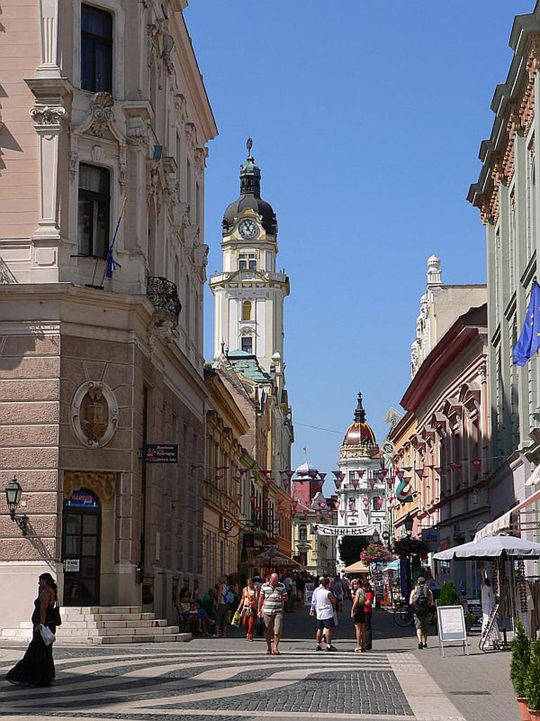 Király Street   © hr/WikimediaCommons