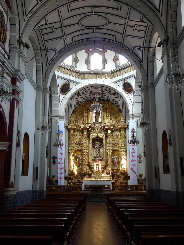 San Angel, Mexico City © Mark Hogan /Flickr