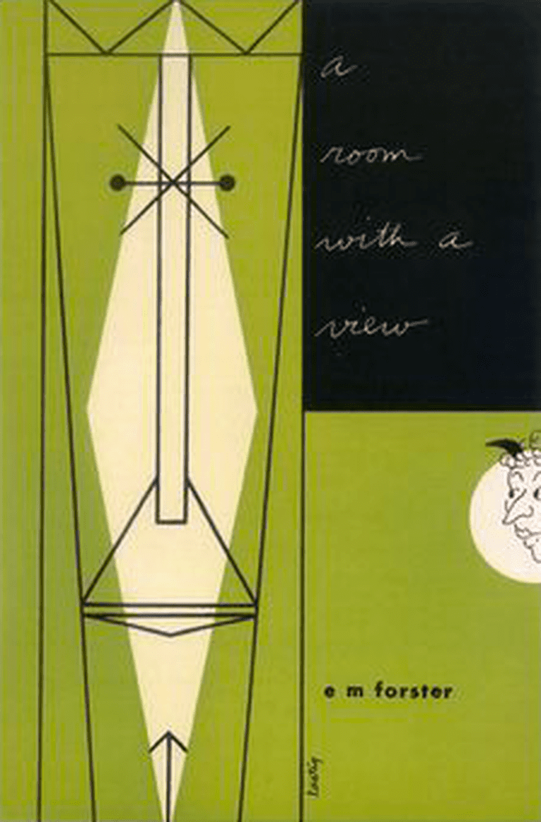 Design by Alvin Lustig, courtesy of New Directions