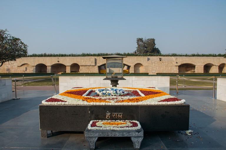 SCTP0092-MITTAL-INDIA-DELHI- RAJ GHAT GANDHI MEMORIAL -2