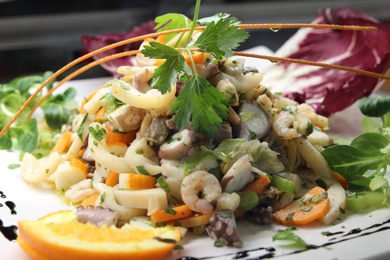 Seafood | © Pixabay