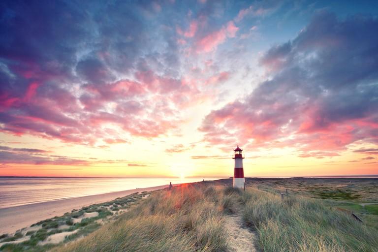 Sylt Lighthouse, Germany