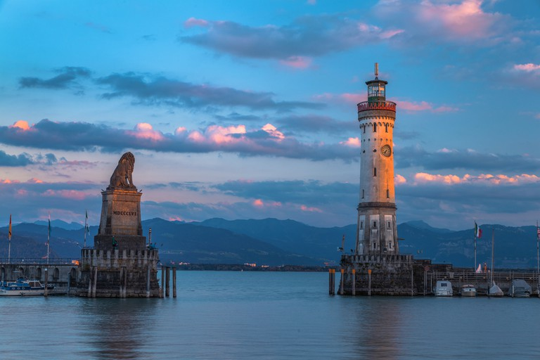 Lindau Lighthouse, Germany | © Lukasz Szwaj/Shutterstock