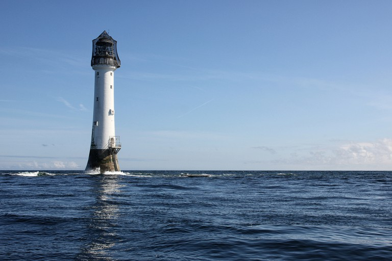 Bell Rock Lighthouse, Scotland | © Mark Caunt/Shutterstock