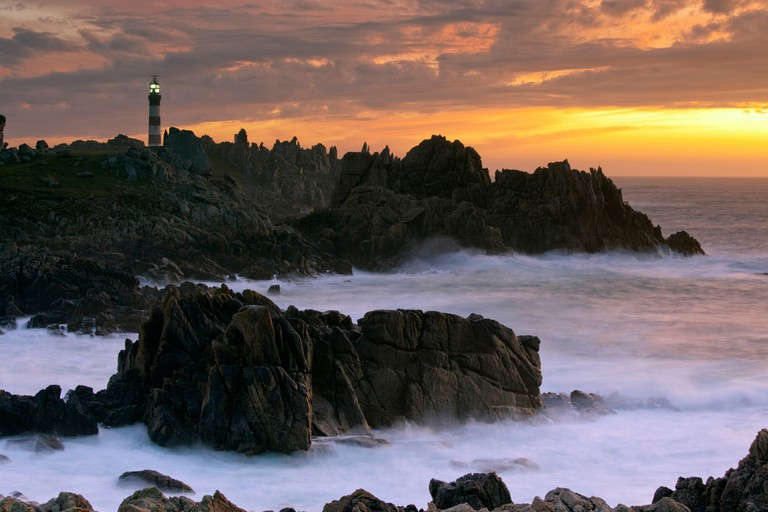 Phare du Creach | © Stephane Bidouze/Shutterstock