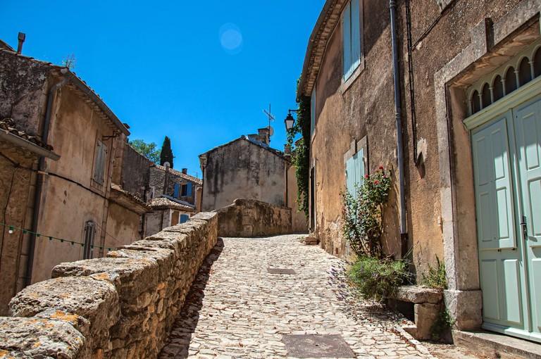 Ménerbes, France
