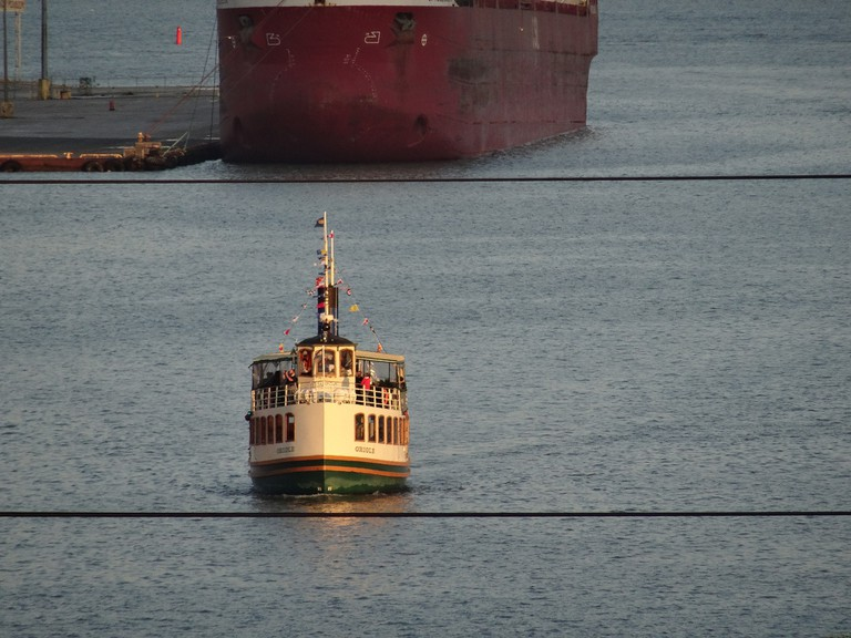 Toronto Harbour at Dusk | © booledozer/Flickr
