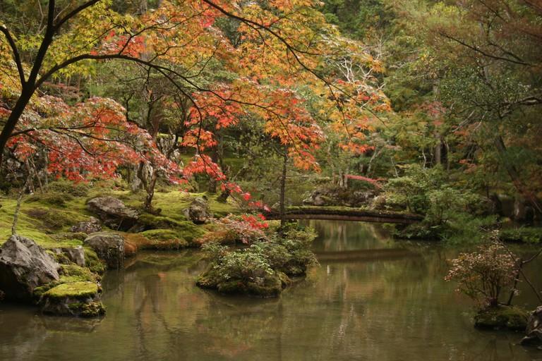 Saiho-ji Temple Grounds | © Akuppa John Wigam / flickr