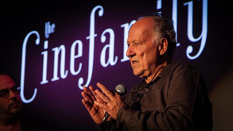 Herzog intro for FATA MORGANA