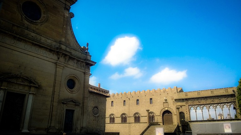 Palazzo dei Papi, Viterbo | © Marco Sbaffoni/Flickr