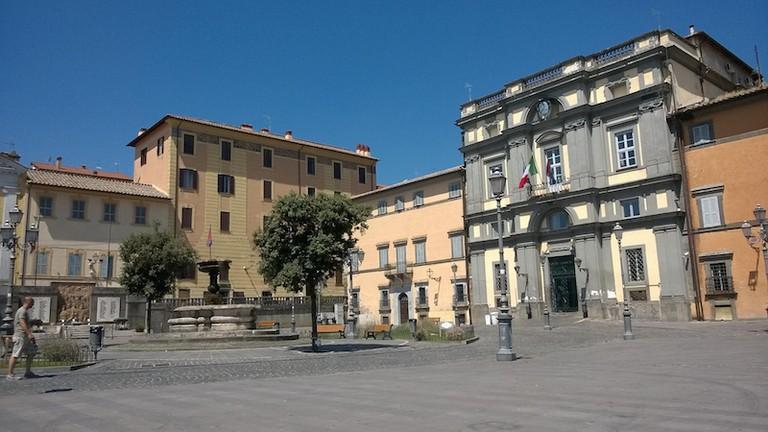 Palazzo Comunale, Bracciano | © Marco Sbaffoni/Flickr