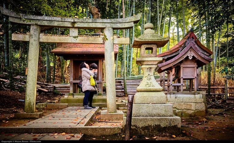 Shoren-in Temple