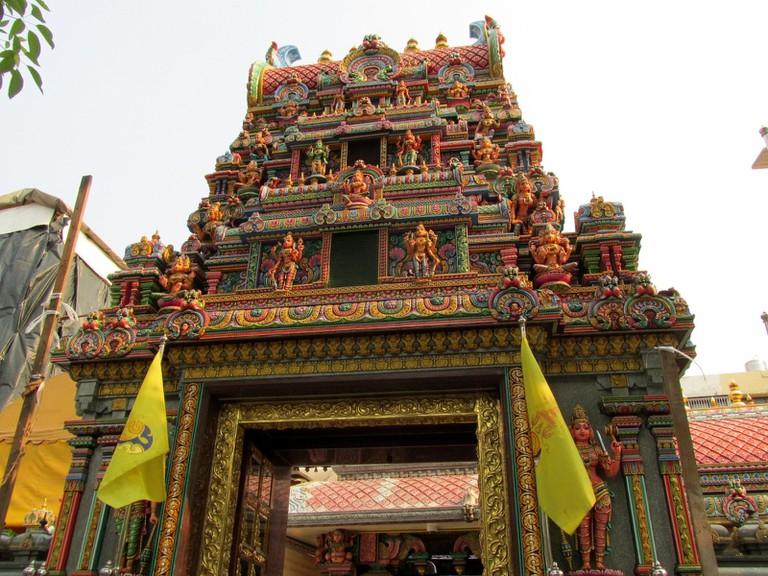 Sri Maha Mariamman Temple, Bangkok