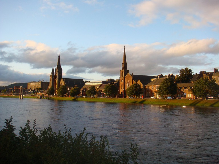 Inverness Waterfront