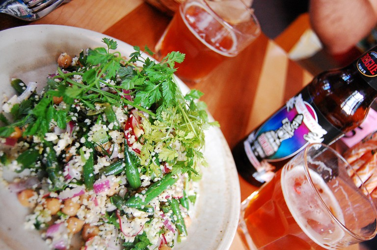 Olive et Gourmando  © Rebecca Wilson/Flickr