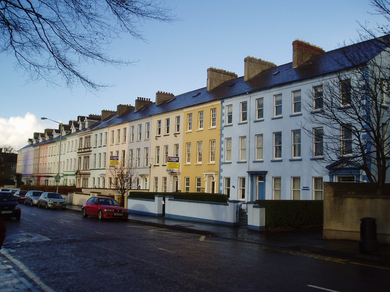 Town houses, Coleraine