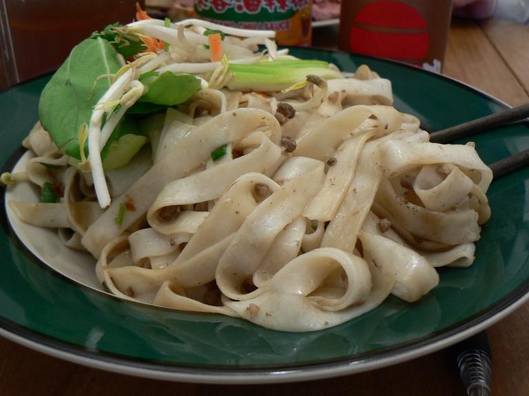 chili pork noodles | © stu_spivack/Flickr