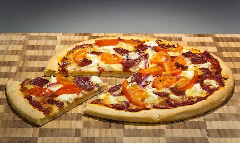 Pizza | © russellstreet/Flickr