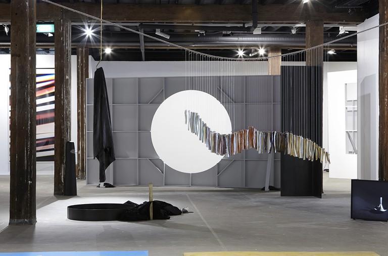 Weppler/Mahovsky open studio at Artspace, Sydney
