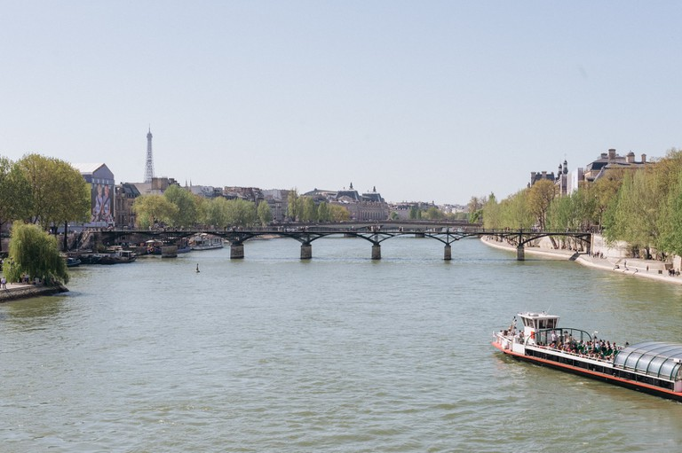Ile Cite-Paris-France