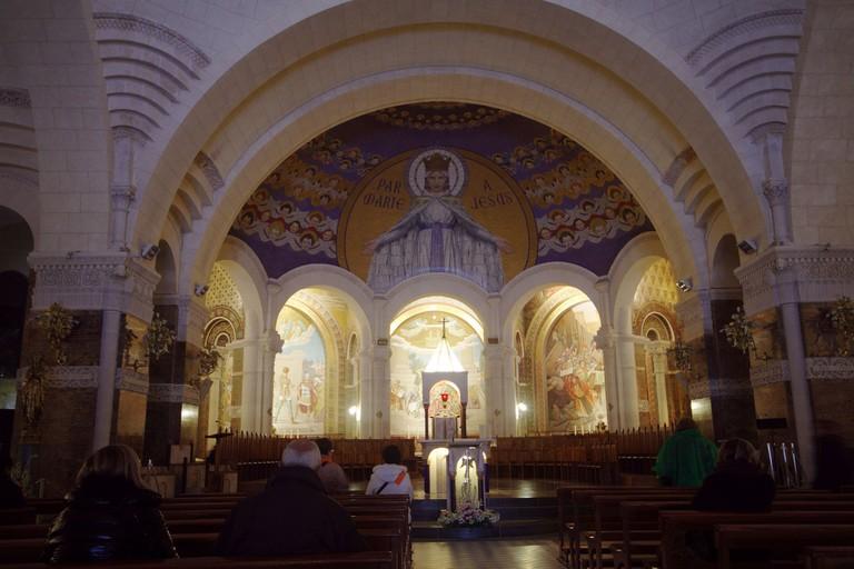 Rosary Basilica | © Jose Luiz/WikiCommons