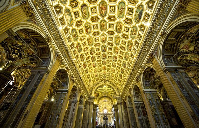Basilica San Vittore al Corpo, Sant Ambrogio, Milan | © Shutterstock/Paolo Bona