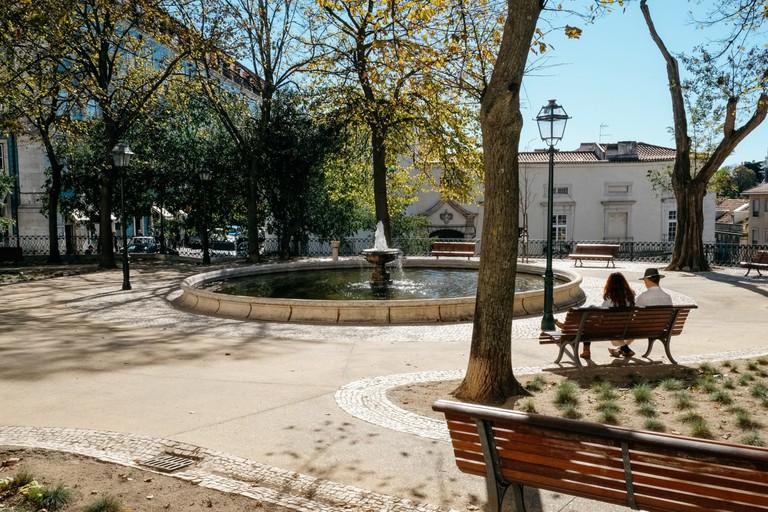 Jardim Augusto Gil, Graça