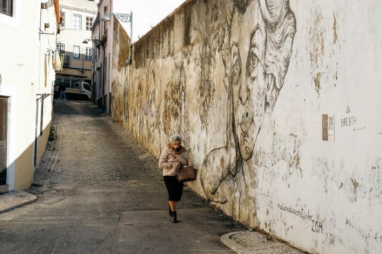 Watson - Portugal - Travessa do Monte, Graça