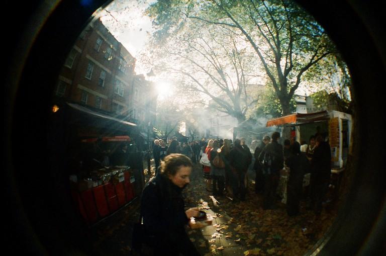 Exmouth Market, London | © Derek Clark / flickr