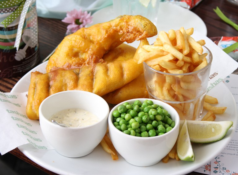 Fish & Chips| ©saaleha/flickr