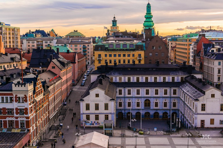 Stockholm | © Tommie Hansen/Flickr