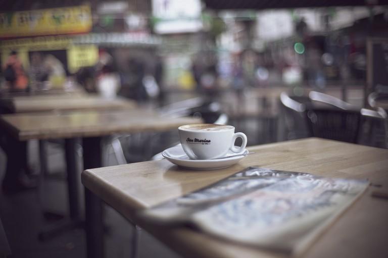 San Marino Cafe, Brixton