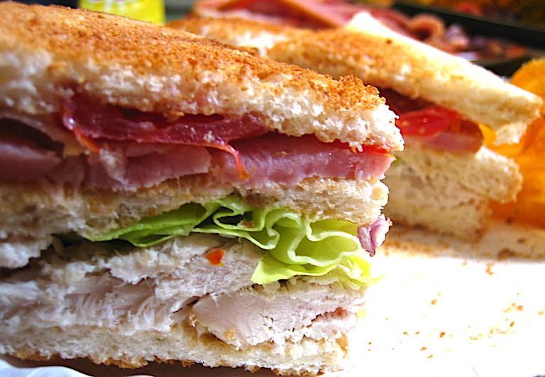 Club sandwich | © Jeremy Keith/Flickr