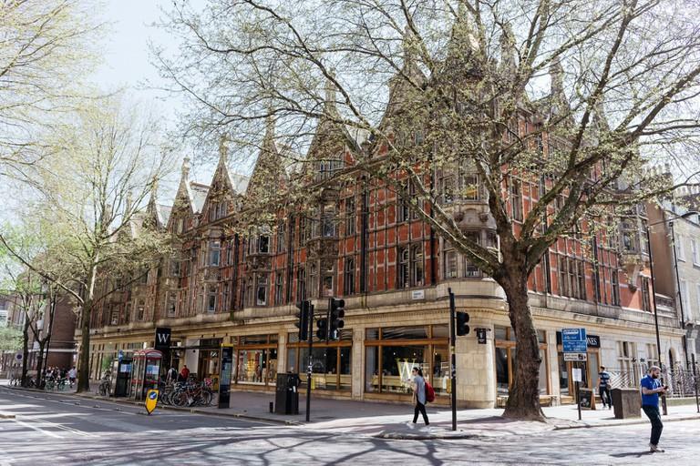 Torrington Place, London, UK