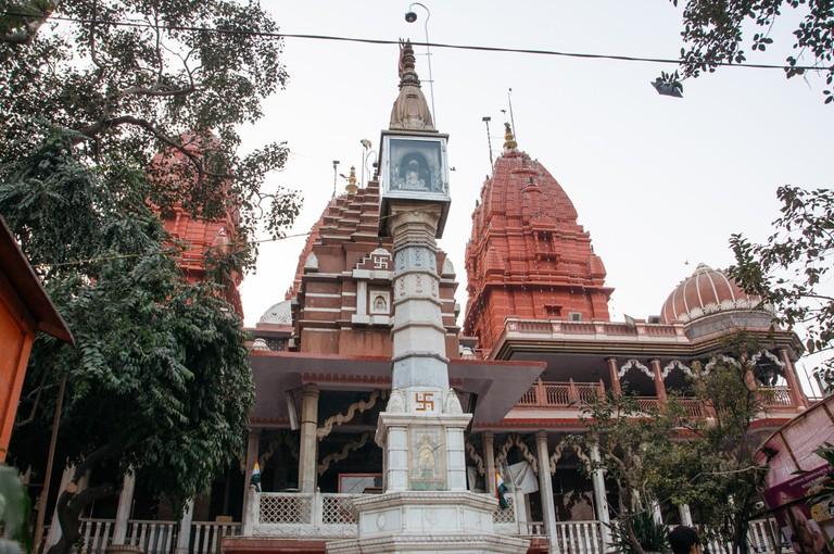 SCTP0092-MITTAL-INDIA-DELHI- SRI DIGAMBAR JAIN LAL MANDIR -2