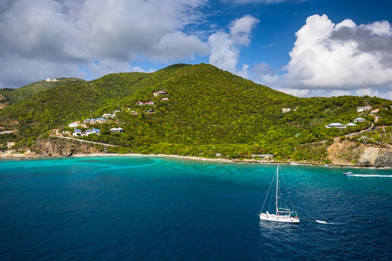 The Best Beaches In The British Virgin Islands