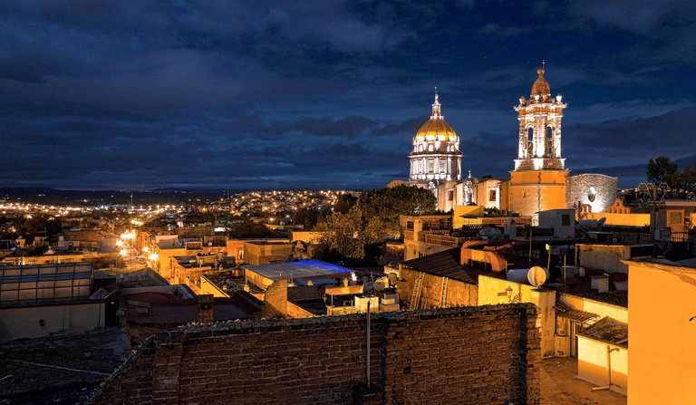 San Miguel by night