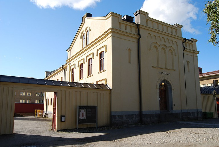 Hotell Gamla Fängelset © Dag Lindgren/WikiCommons