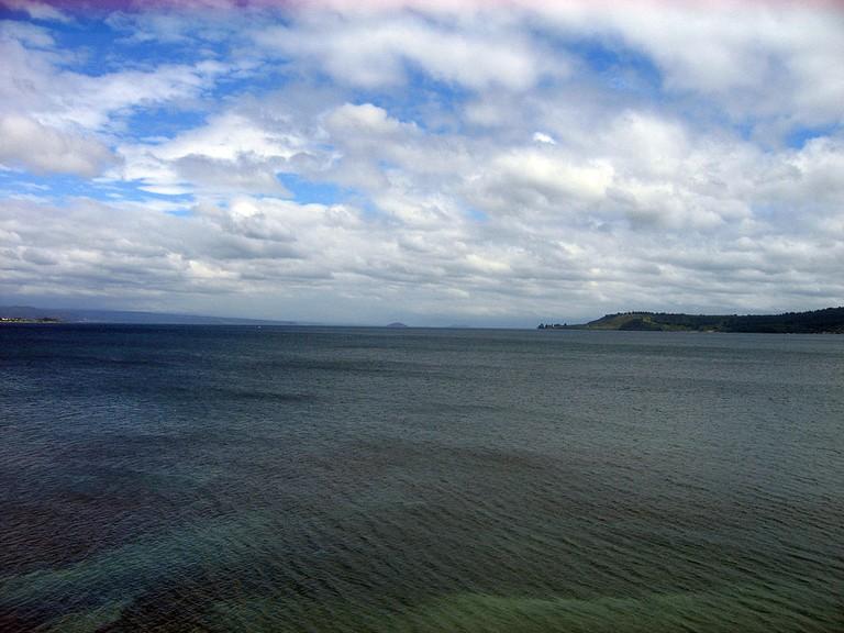Lake Taupo | © Entropy1963/Wikicommons