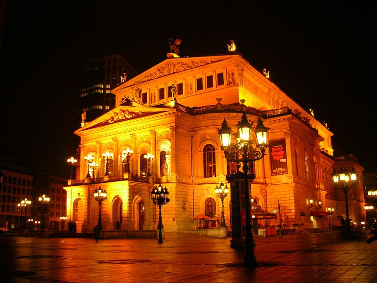 Restaurant Opéra | ©Sunilgkoshy/WikiCommons