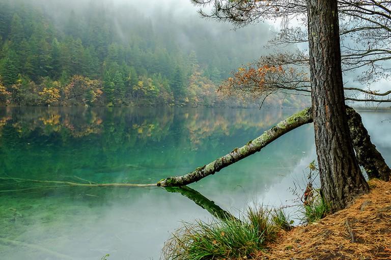 Mirror lake, Sichuan province I © P Bibler/Flickr