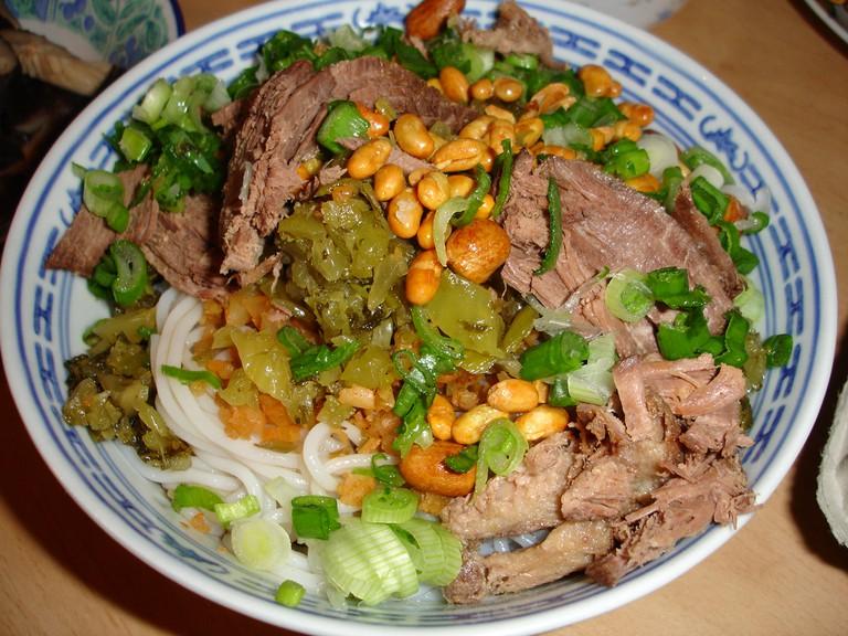 Guilin Rice Noodle © gigijin/Flickr