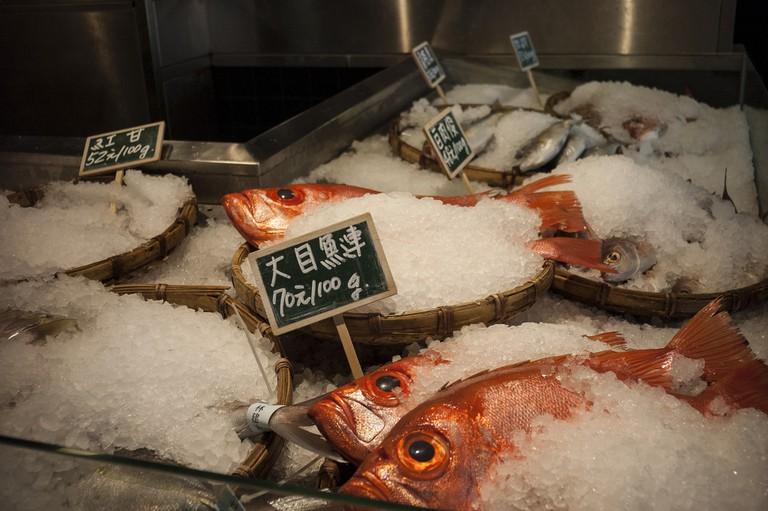 FISH © Jonathan Lin/Flickr