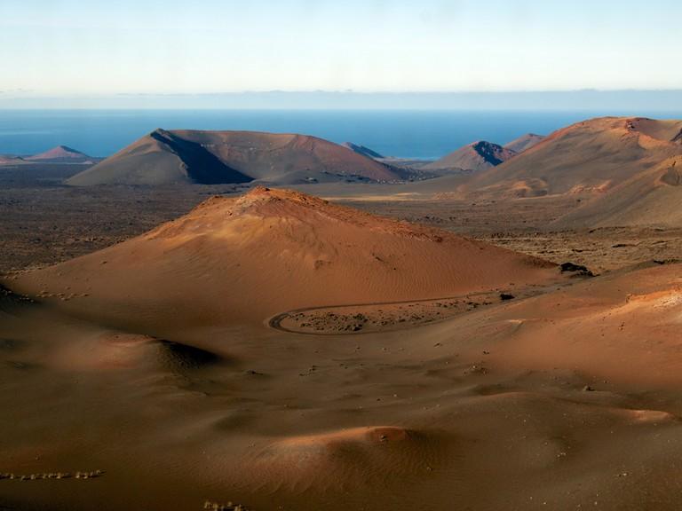 Parque Nacional del Timanfaya 10  © kanbron/Flickr