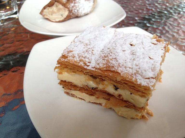 Millefoglie, ZOCA Pizzeria Caffetteria | © bryan.../Flickr