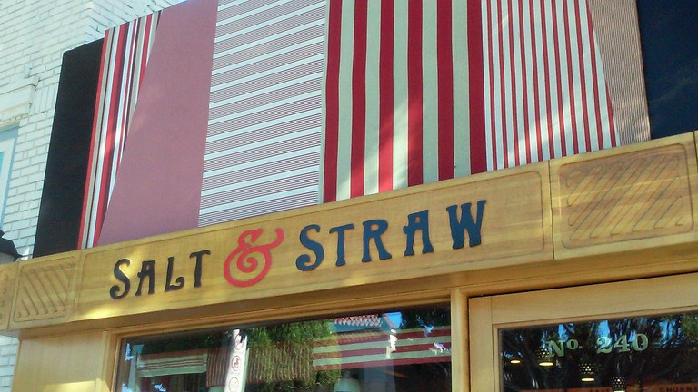 Salt and Straw in Larchmont Village, Photo by C. Marie Cradle