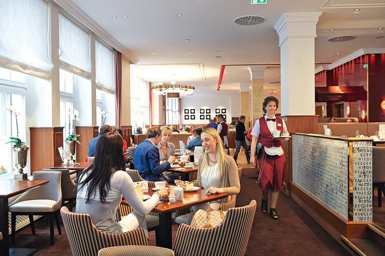 Café Niederegger |© Café Niederegger
