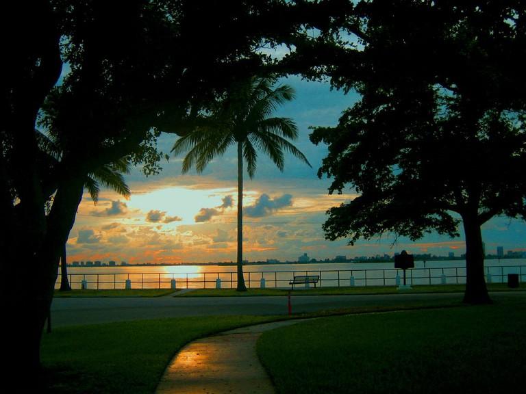 Miami sunrise © Alex De Carvahlo/flickr